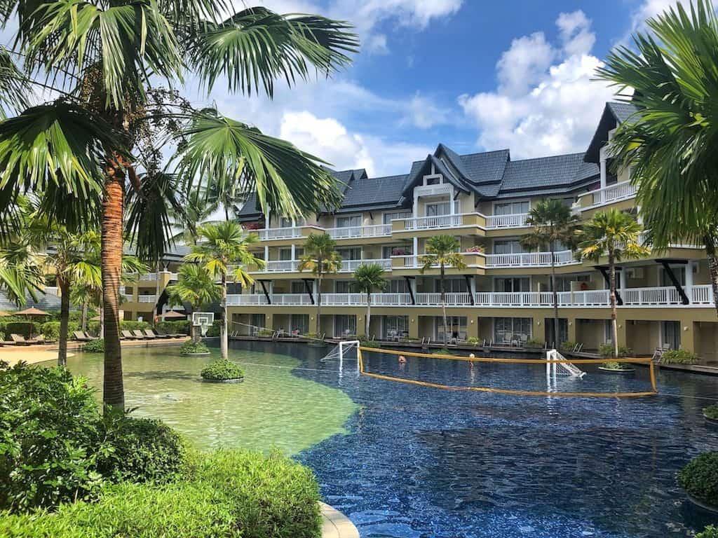 Angsana Laguna Phuket family hotel