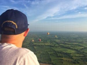 Balloons Bagan View