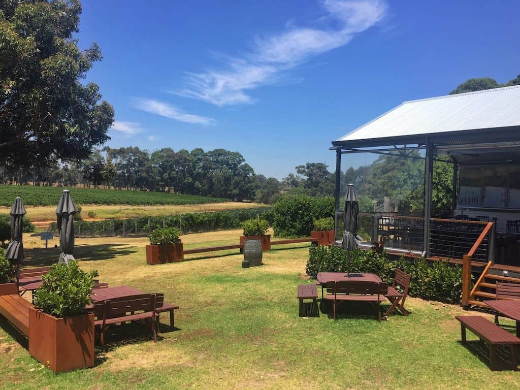 Hay Shed Hill Winery Margaret River