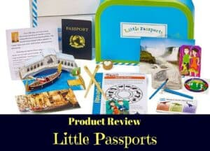 Product Review: Little Passports