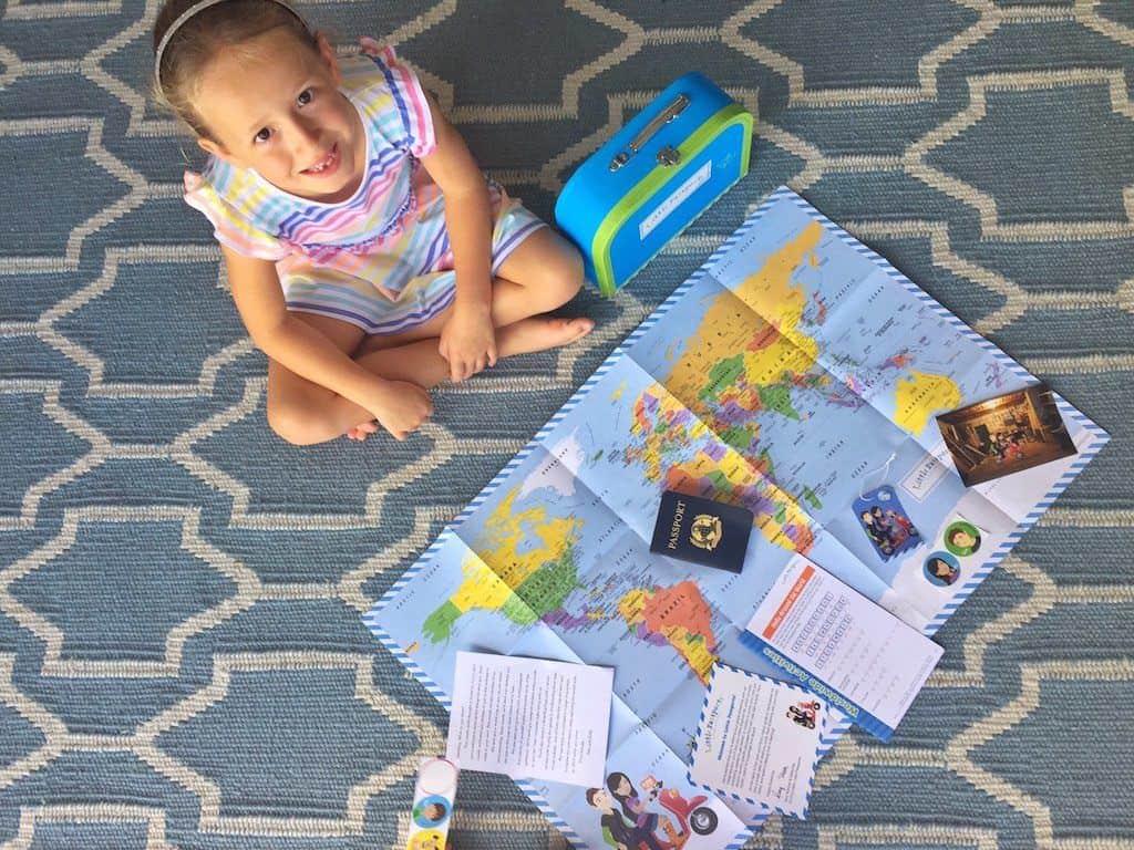 Little Passports World explorer