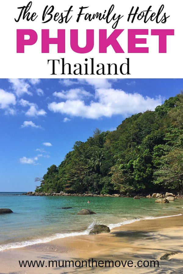 Phuket family hotels