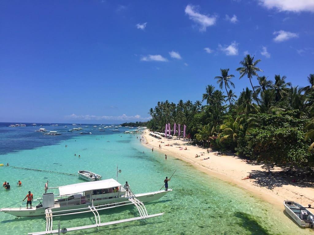 Amorita Beach Resort Day Tour