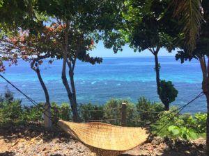 Amorita Resort Bohol hammock
