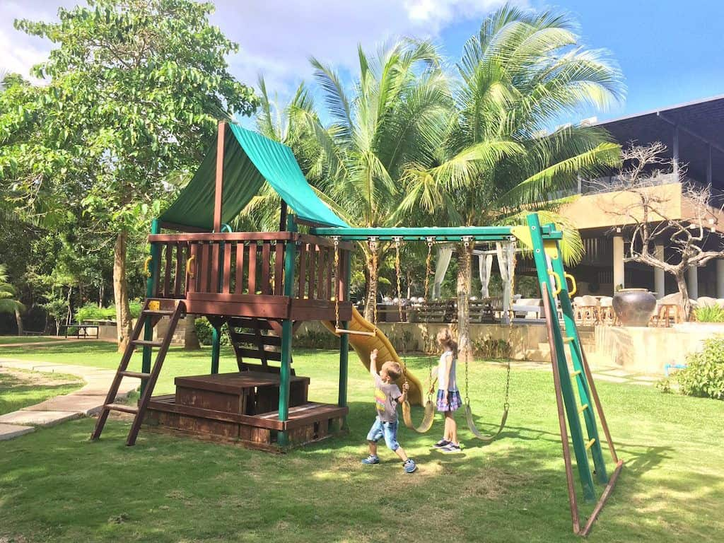 Amorita Resort Bohol playground