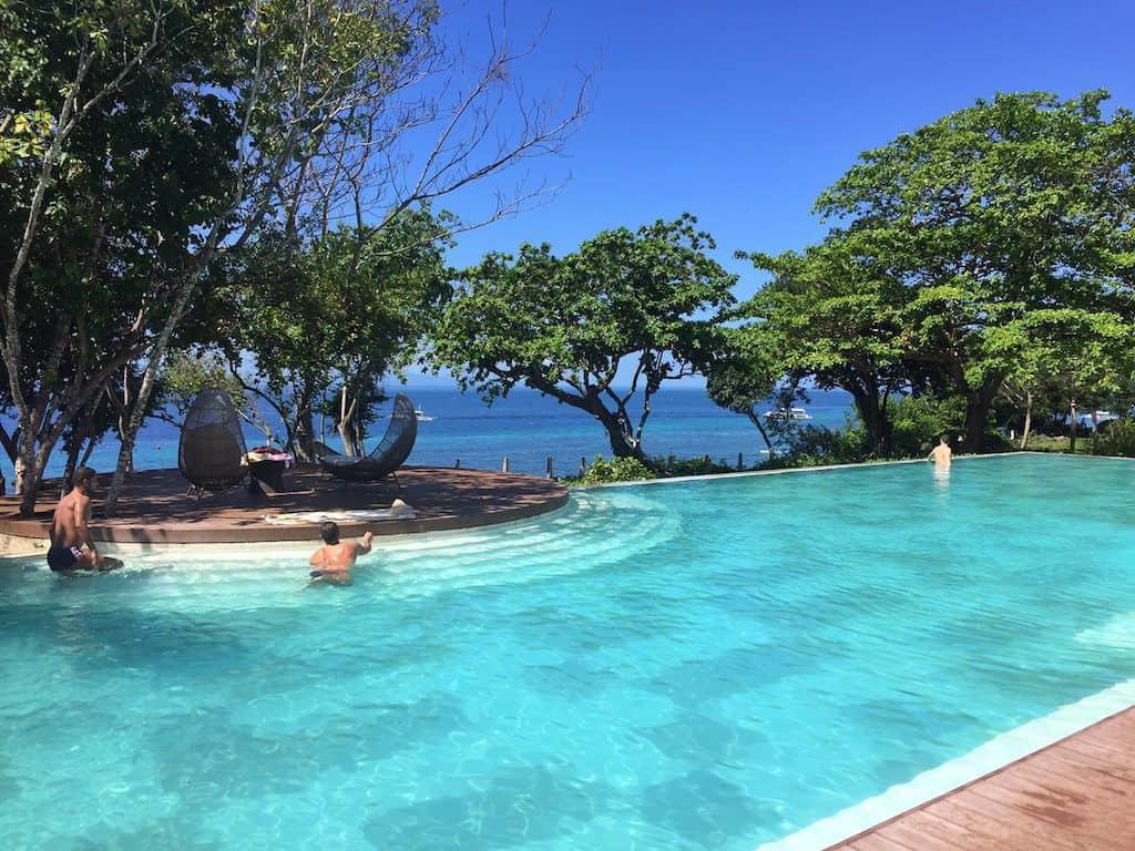 Amorita Resort Bohol pool