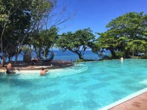 Amorita Resort Bohol pool