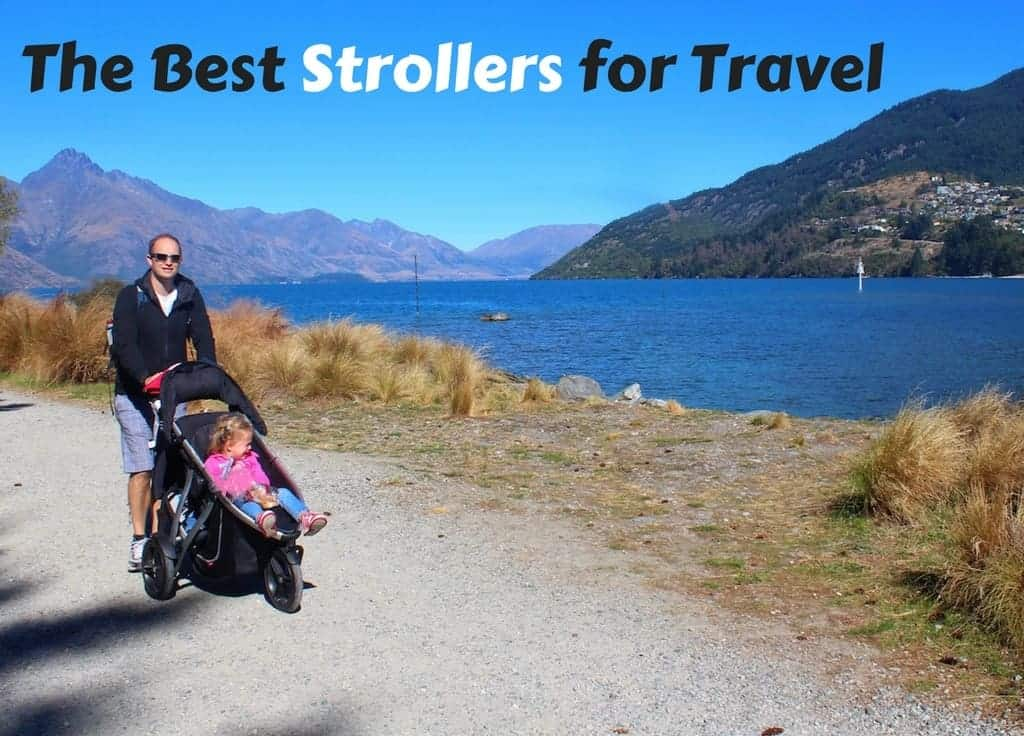 The Best Strollers for Travel