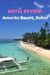 Hotel Review Amorita Resort