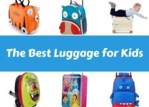 The Best Kids Luggage for Travel