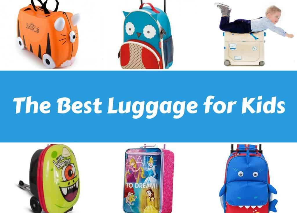 4942132fd682 The Best Kids Luggage for Travel