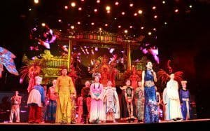 Sichuan Opera Chengdu