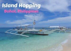 Bohol Island Hopping, Philippines