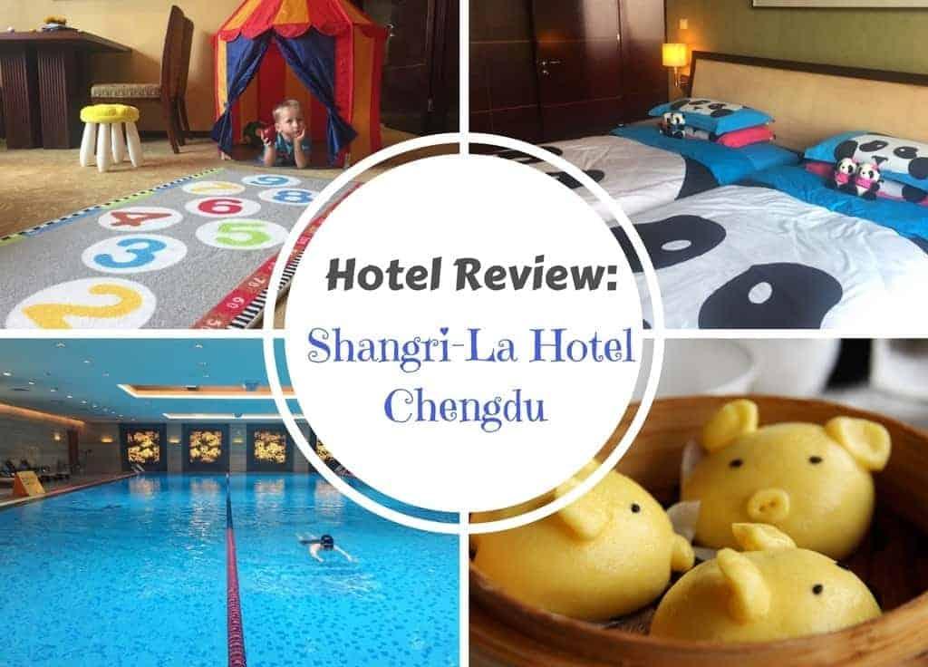 Shangri-La Hotel Chengdu Review