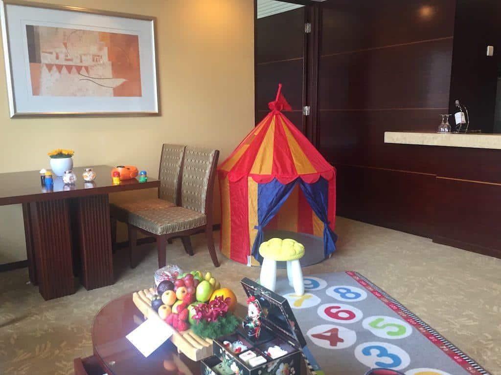 Shangri-La hotel Chengdu serviced apartment