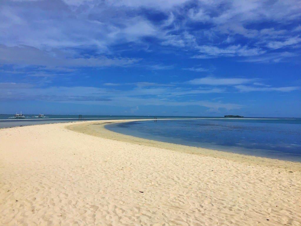 Virgin Island Sand bar Bohol