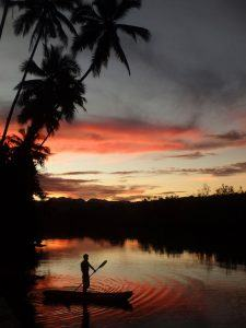 Sunset Kayaking Bohol