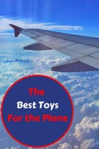 Best toys for the plane