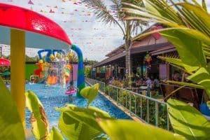 Rawai VIP Villas restaurant