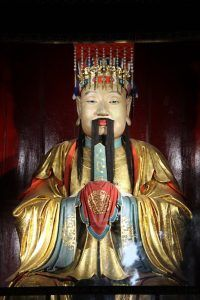 Wuhou Temple Chengdu with kids