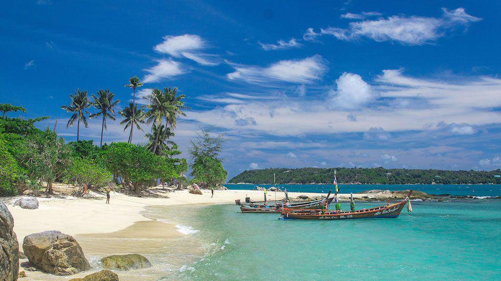 Koh Bon Island Phuket