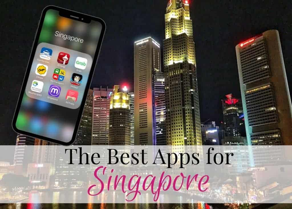 Best Apps for Singapore