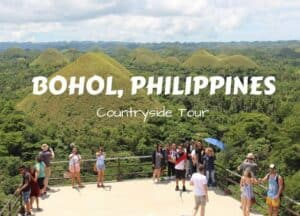Countryside Tour of Bohol