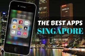 The Best Singapore Apps for Visitors