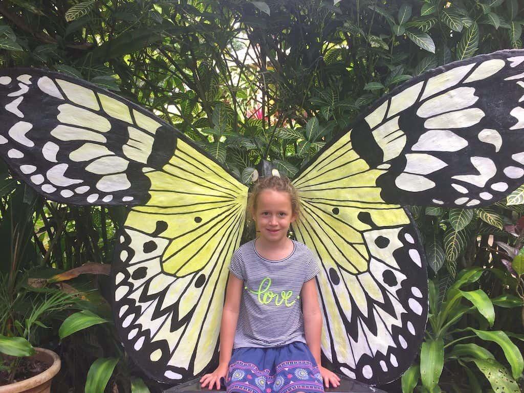 Habitat Bohol butterfly sanctuary