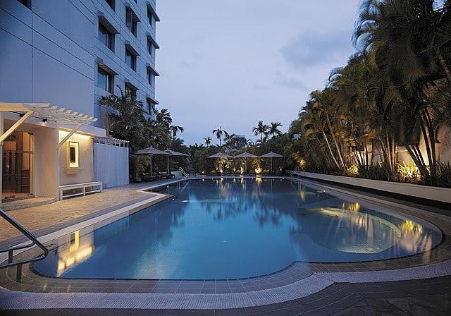 Sule Shangri-la hotel Yangon.