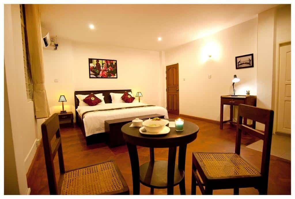 Thanlwin Guest House Yangon