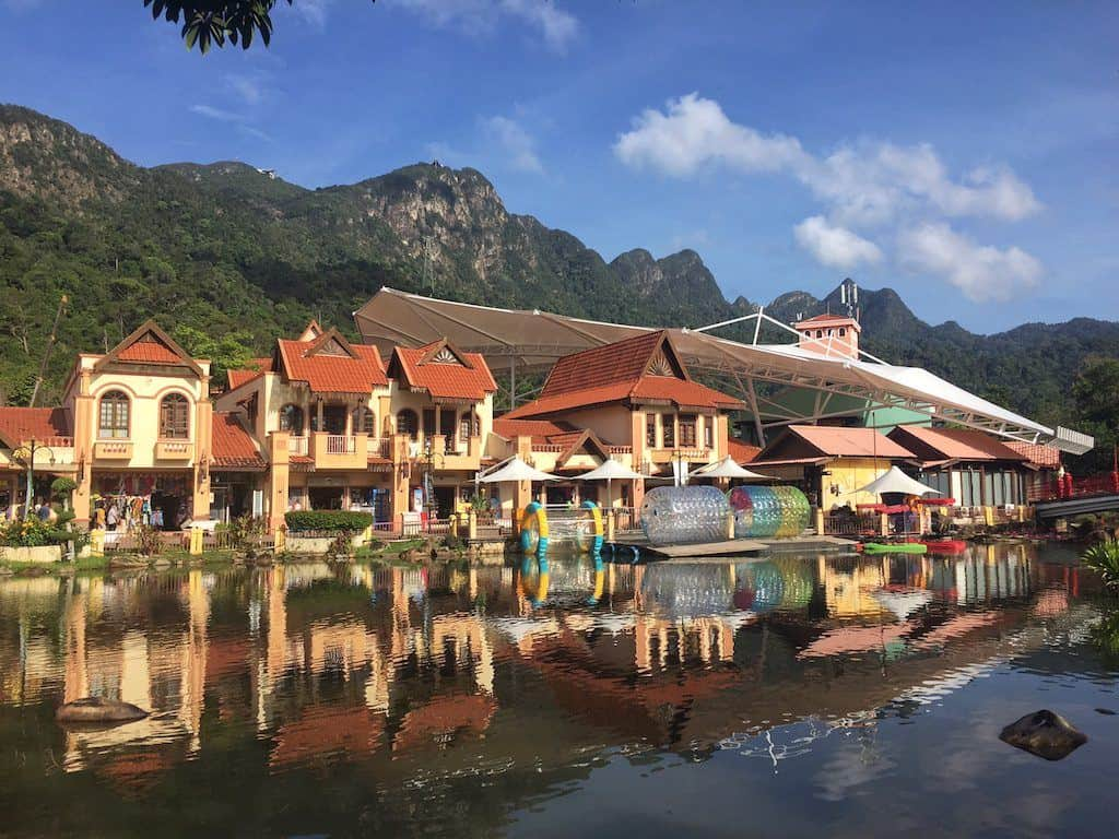 Oriental Village Langkawi with Kids