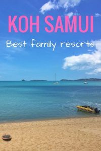 Koh Samui best family hotels