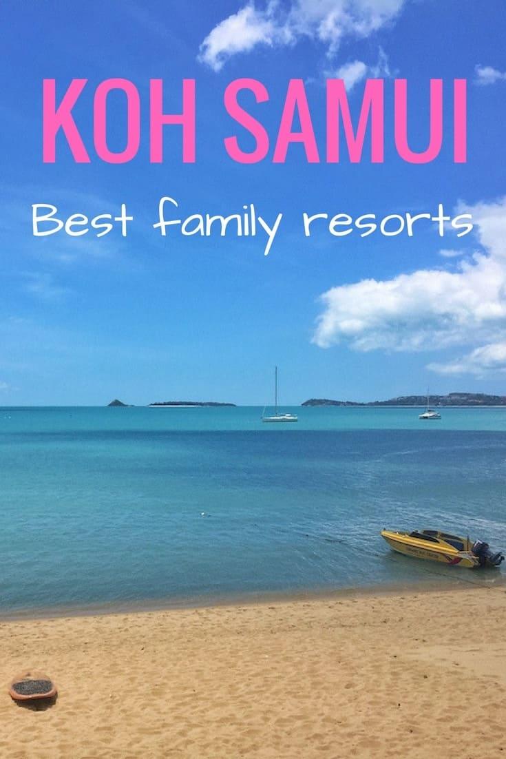 Koh Samui Best Family Hotels