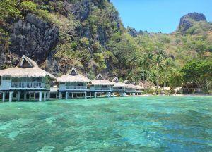 Manioc Island El Nido