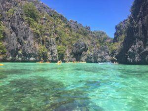 El Nido Small Lagoon
