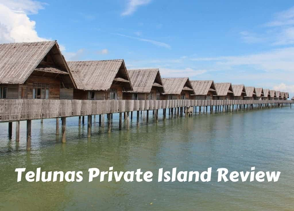 Telunas private island review