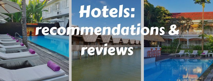Hotel recommendations and reviews
