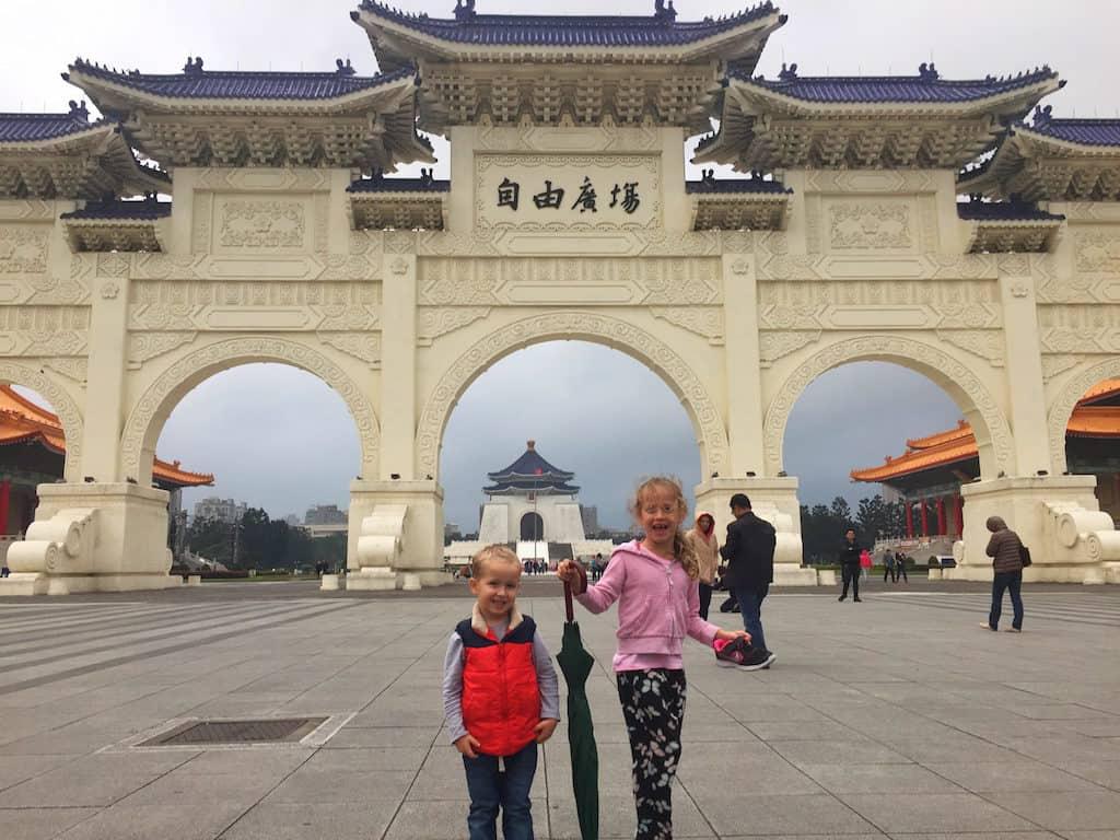 Visiting Taipei with kids