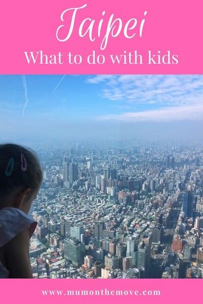 Taipei with Kids