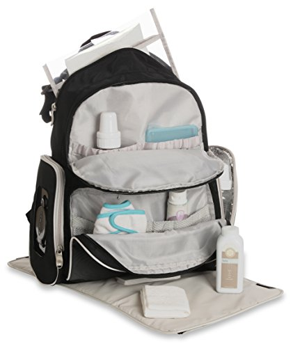 the best backpack diaper bags mum on the move. Black Bedroom Furniture Sets. Home Design Ideas