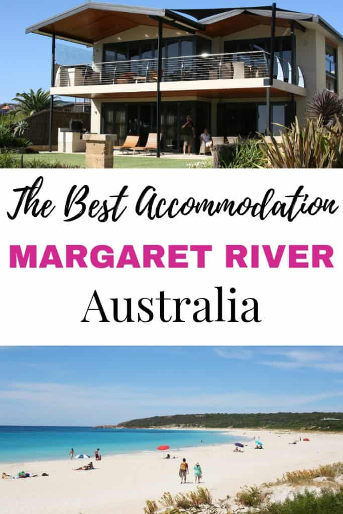 Best accommodation in Margaret River