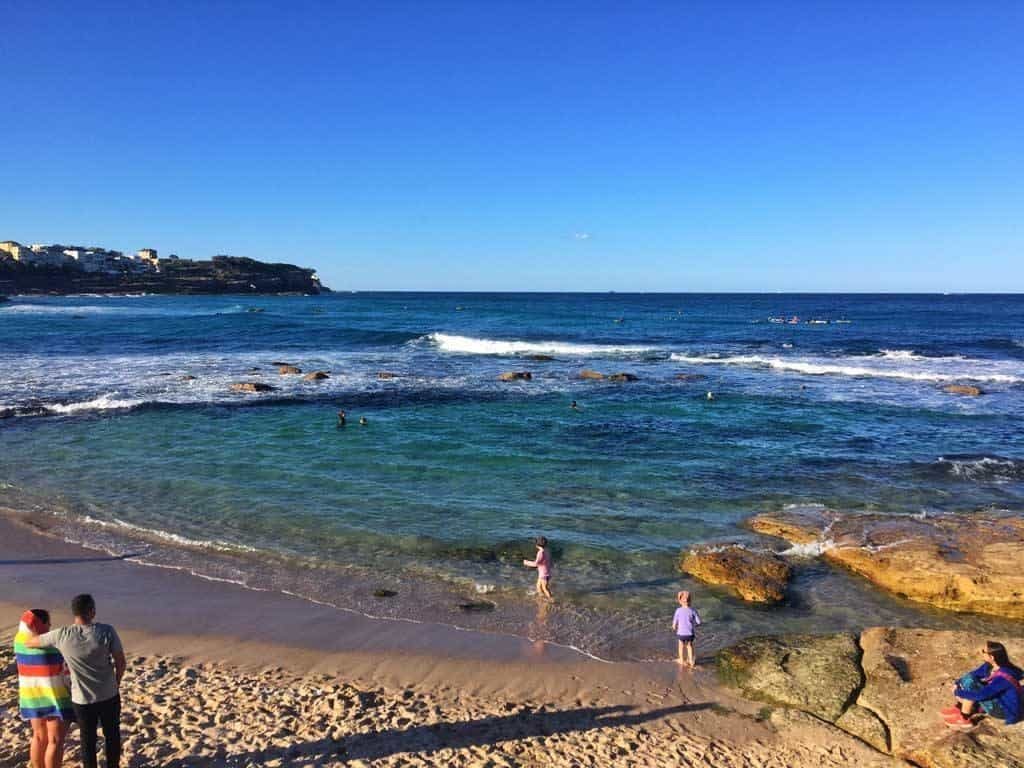 Bondi to Bronte Walk with kids in Sydney