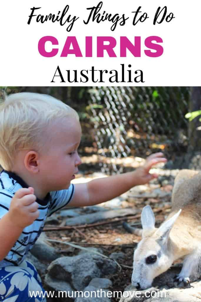 Things To do in Cairns with kids