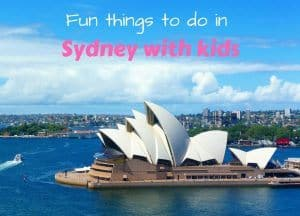Fun Things to do in Sydney with Kids