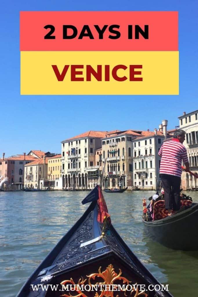 2 Days in Venice