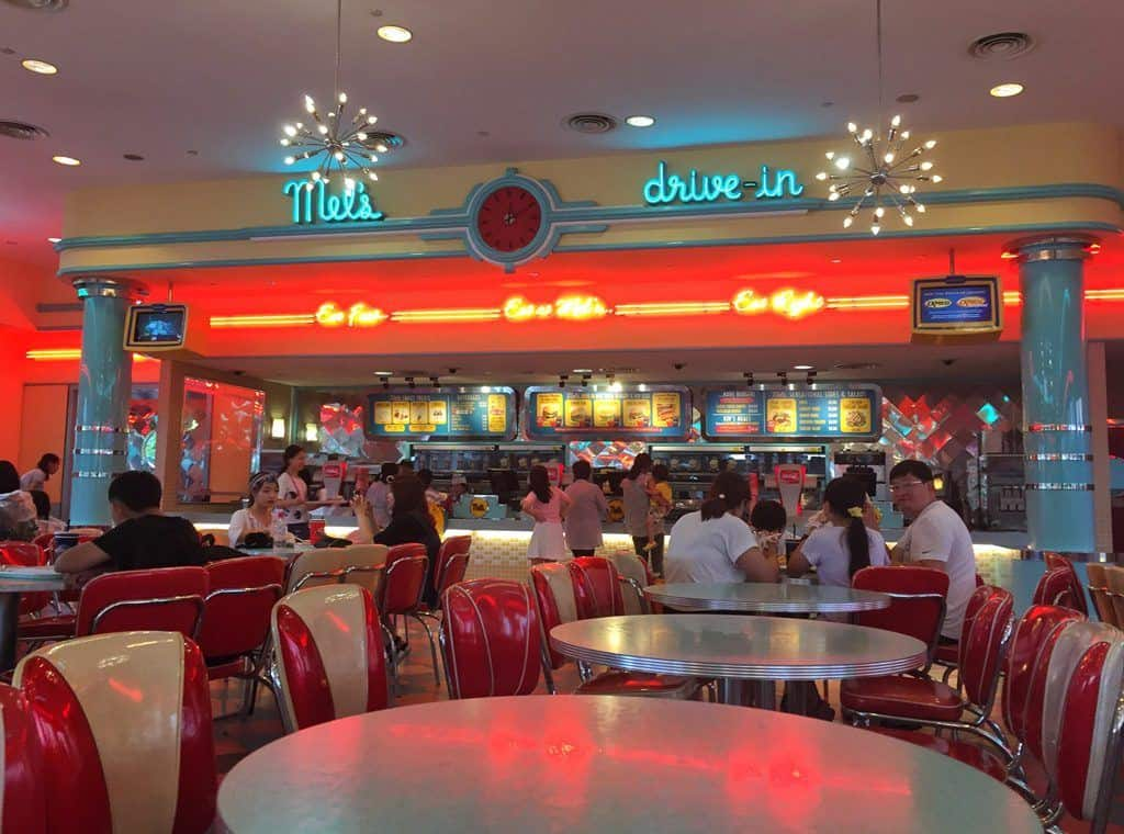 USS Singapore restaurants