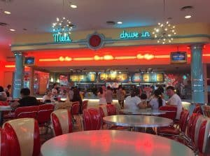 USS Singapore restaurants