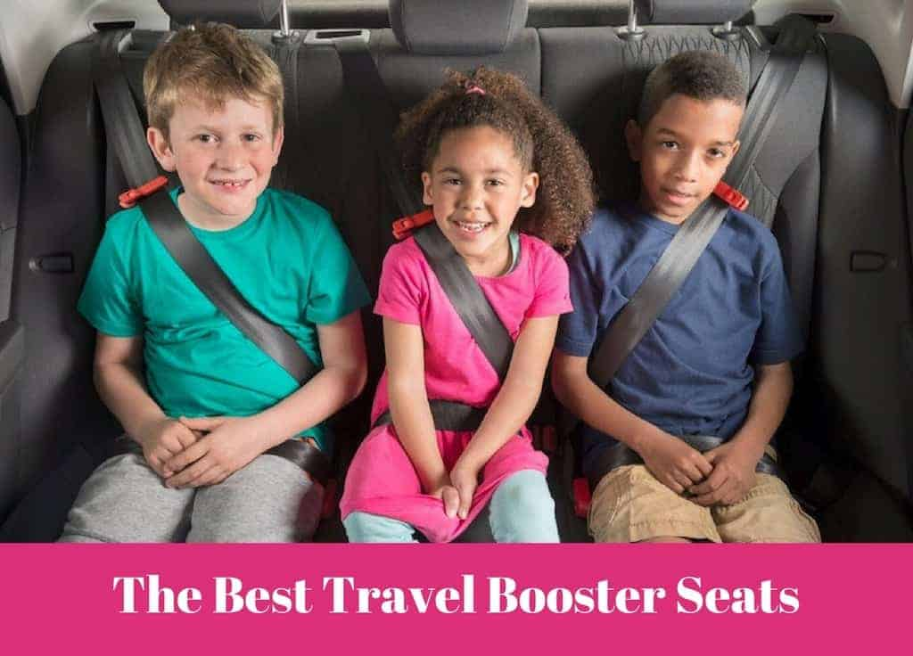 Image Above Shows The Mifold Booster Seat Courtesy Of