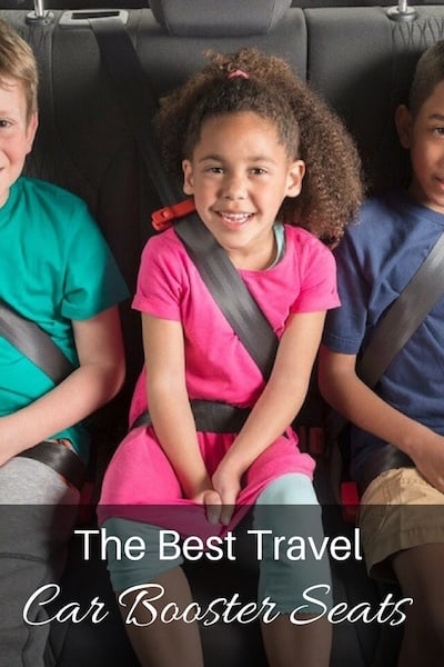The Best Travel Booster Seats Mum On The Move